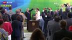 Video «Bundesrichter verhindert Lula als Stabschef» abspielen