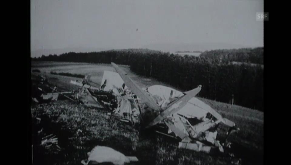 Die Luftkämpfe gegen Nazi-Deutschland