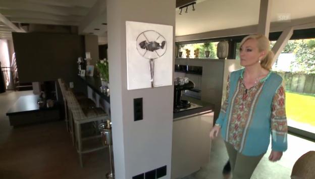 Video «Hier wohnt Patricia Boser» abspielen
