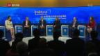Video «FOKUS: Angst vor einer allzu grossen Dominanz Chinas» abspielen