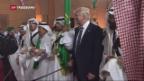 Video «Trump: mehr Verantwortung im Kampf gegen den Terror» abspielen
