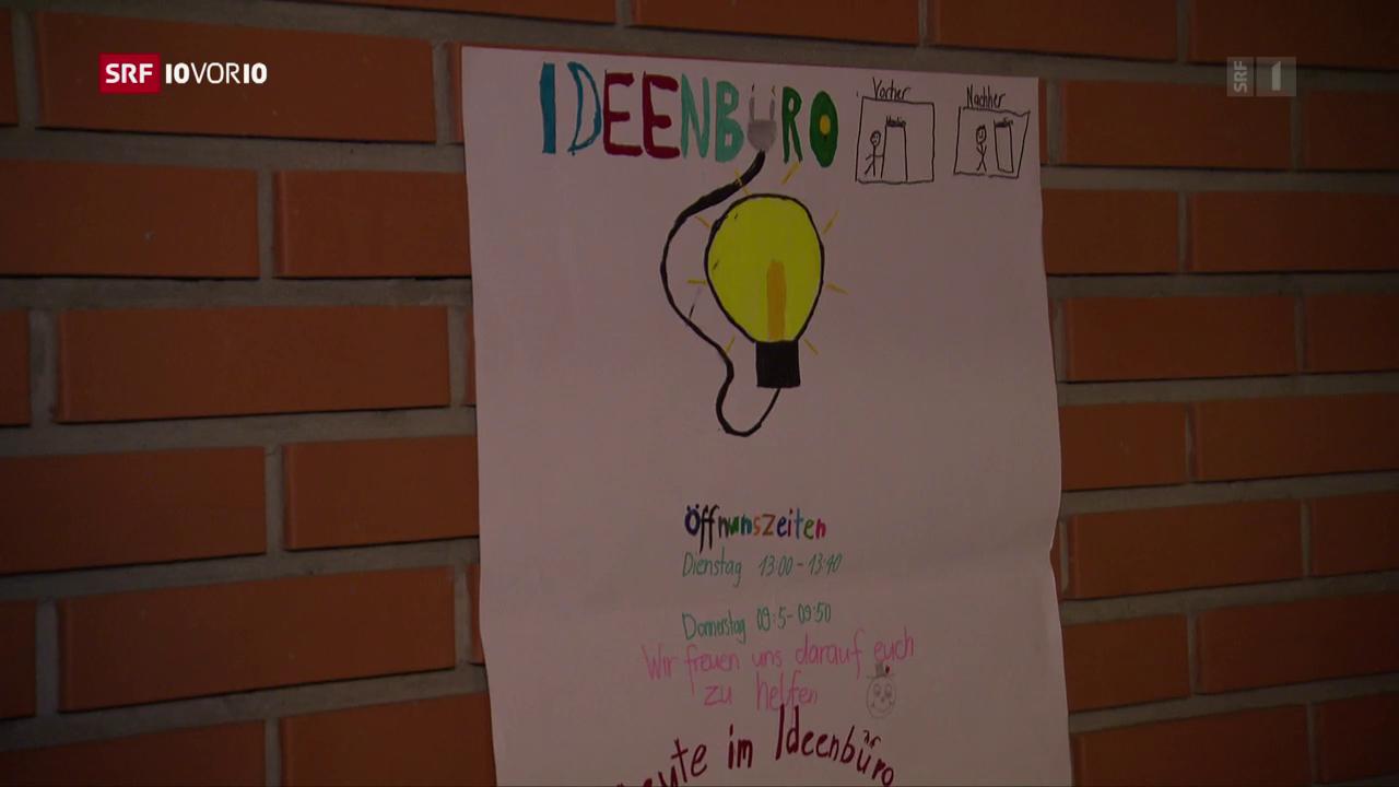 «Die Idee»: Ein Ideenbüro gegen Mobbing
