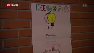 Video ««Die Idee»: Ein Ideenbüro gegen Mobbing» abspielen