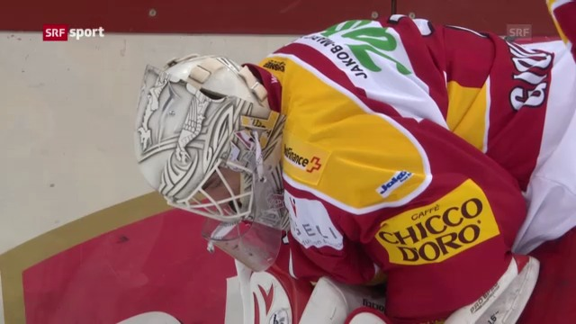 SCL Tigers - Kloten Flyers («sportaktuell»)