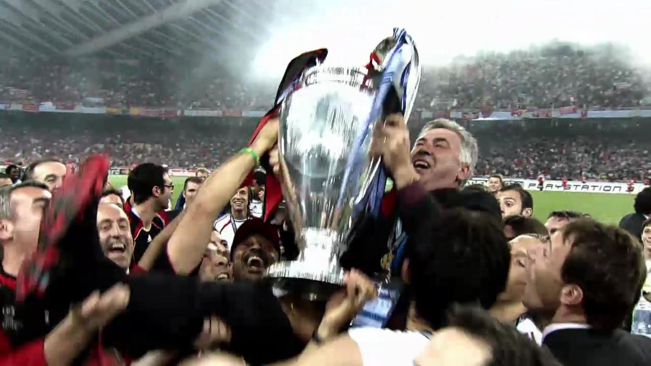 carlo ancelotti champions league sieger