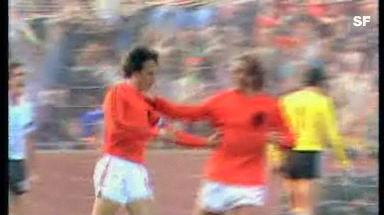 Video «Johan Cruyff, Niederlande» abspielen