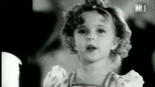 Shirley Temple erobert die Herzen der Zuschauer