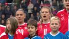 Video «Die Frauen-Nati vor der EM-Quali» abspielen
