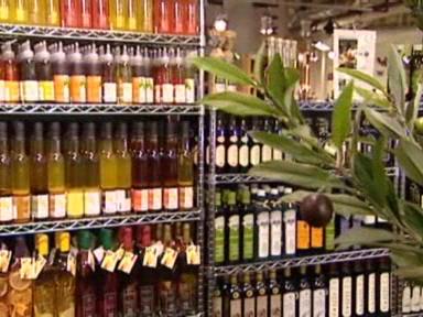 Olivenöl im Degustations-Test