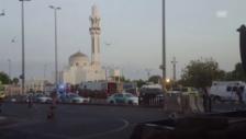Video «Explosionen in Dschidda» abspielen
