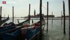 Video «Donna Leon über Kreuzfahrtschiffe und Gondeln» abspielen