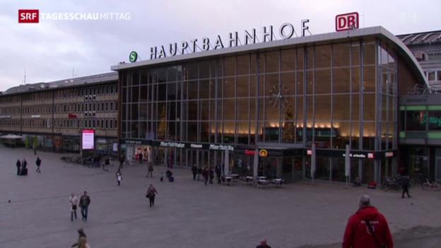 Video «Ausländer in Köln angegriffen» abspielen