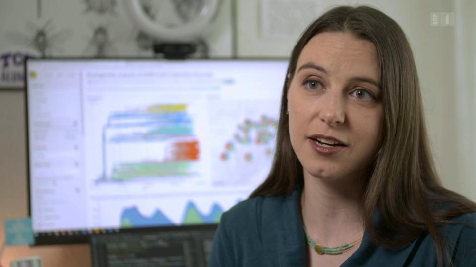 Epidemiologin Emma Hodcroft: «Wir wissen, dass die Impfung gut gegen die britische Variante wirkt.»