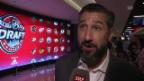 Video «Hischier-Agent Allain Roy: «Nico wird nur noch besser»» abspielen