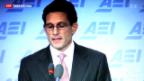 Video «US-Republikanischer Richtungsstreit spaltet die Partei erneut» abspielen