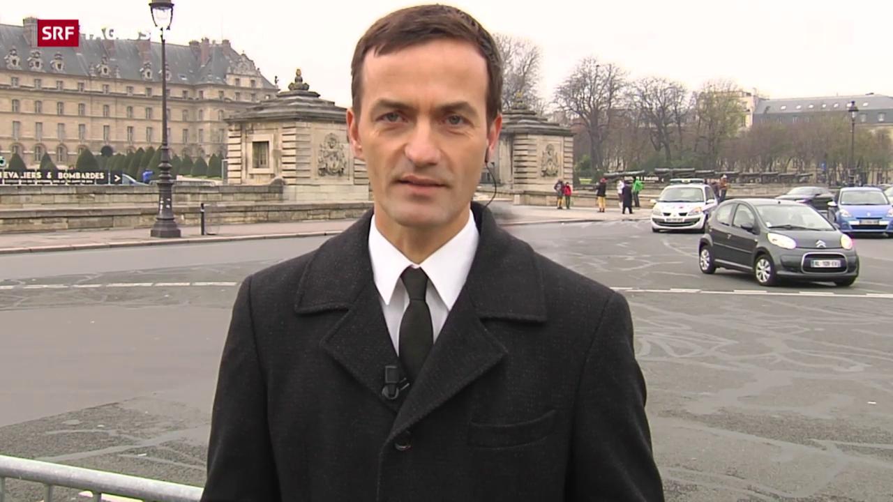 SRF-Korrespondent Gerber: «Bevölkerung ist gespalten»