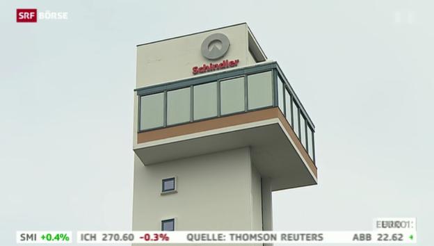 Video «SRF Börse vom 14.02.2014» abspielen