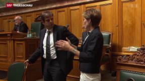 Video «Auch CVP präsentiert nur einen Kandidaten» abspielen
