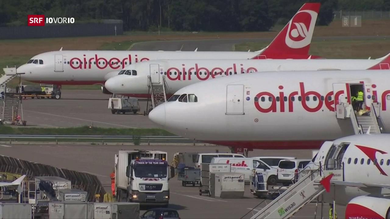 Fluggeschäft: Je grösser, desto besser