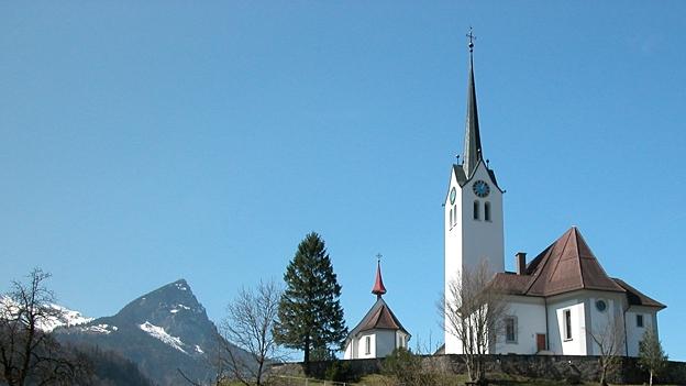 Glockengeläut der Kirche St. Laurentius, Giswil
