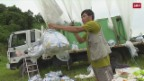 Video Aktivist schickt Ballons nach Nordkorea abspielen.