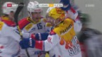 Video «Kapitaler Kloten-Sieg in Lugano» abspielen