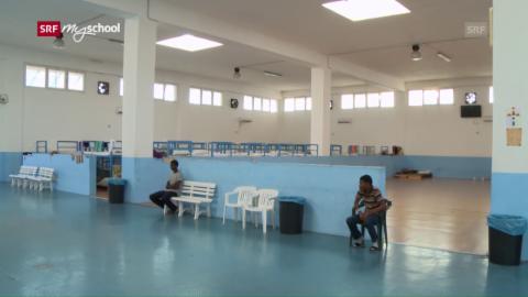 Flüchten um zu leben: An der EU-Aussengrenze in Sizilien