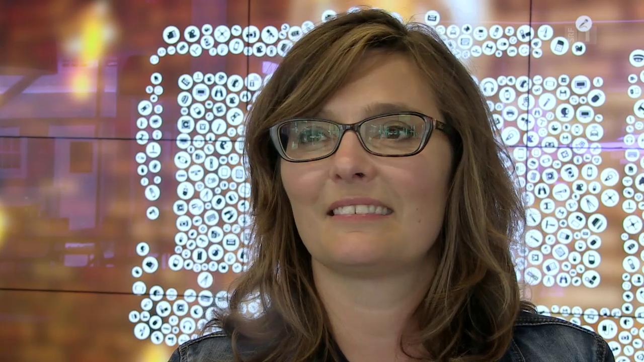 Schweizer Frauenpower im Silicon Valley: Karin Schwab