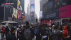 Video «Trump bremst den US-Tourismus» abspielen