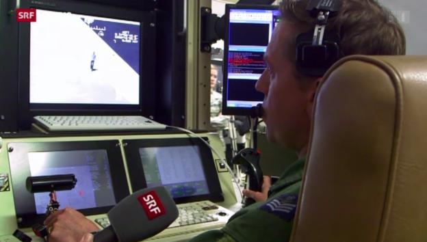 Video «Einblick in die Drohnen-Basis der USA» abspielen