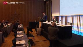 Video «Durchzogene Jahresbilanz für Julius Bär» abspielen