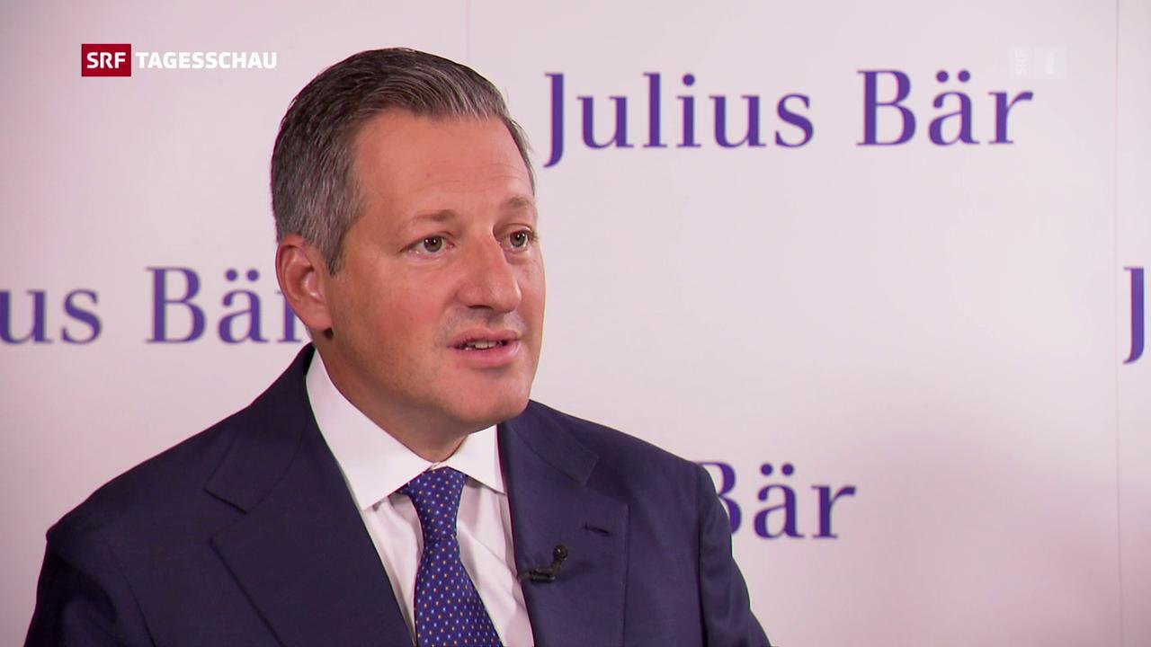 Boris Collardi tritt als Chef der Bank Julius Bär ab