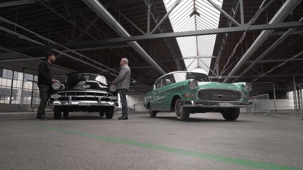 Video «Schweizer Autogeschichte» abspielen