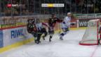 Video «Bern gewinnt auch das 3. Saisonderby gegen Freiburg» abspielen