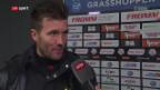 Video «GC - Basel: Stimmen» abspielen