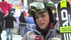 Video «Lara Gut in Weltcup-Führung» abspielen