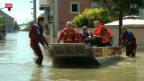 Video «Die Flut nimmt kein Ende» abspielen