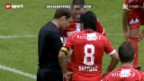 Video «Fussball: SL, Grasshoppers - Sion» abspielen