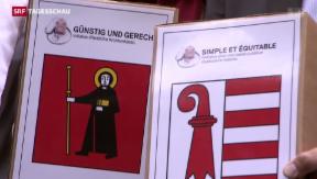 Video «Gegner der Einheitskasse lancieren Abstimmungskampf » abspielen