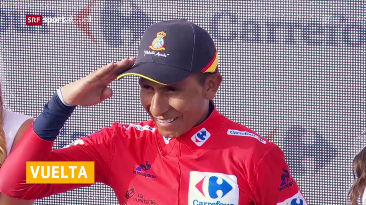 Quintana vor Vuelta-Sieg