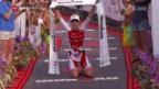 Video «Daniela Ryf schafft den Ironman-Hattrick» abspielen