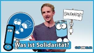 Video «Solidarität: Wenn wir uns gegenseitig unterstützen» abspielen