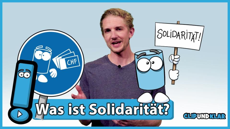 Solidarität: Wenn wir uns gegenseitig unterstützen