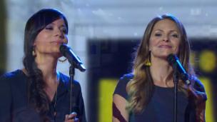 Video «Live im Studio: TV-Premiere von Härz» abspielen