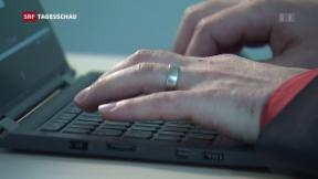 Video «Auswirkungen der Cyber-Attacke in der Schweiz » abspielen