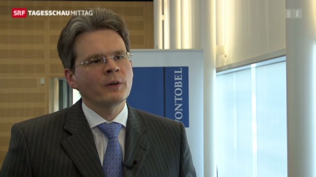 Video «Vontobel-Konzernchef ist stolz auf Ergebnis» abspielen