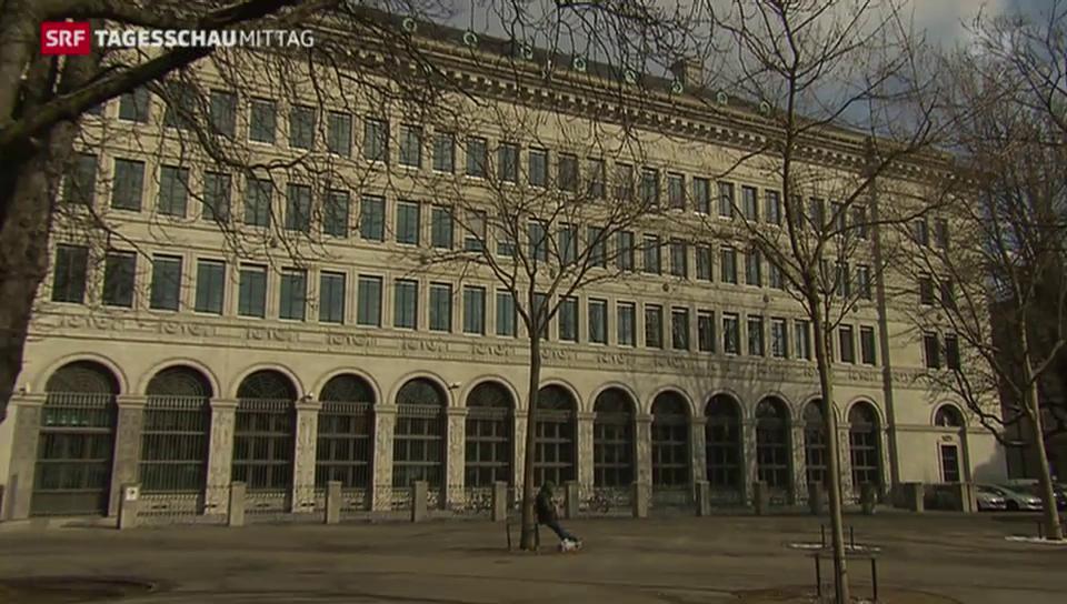 Nationalbank schreibt 30 Milliarden Franken Verlust