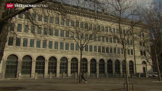 Video «Nationalbank schreibt 30 Milliarden Franken Verlust» abspielen