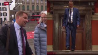 Video «Historischer Sieg für die SVP, FDP legt zu, BDP bricht ein» abspielen
