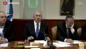 Video «Israel sucht nach den Tätern» abspielen